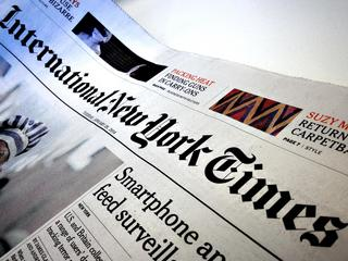 New York Times journalist forced to leave China