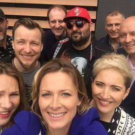 Odeta Moro i wiele innych gwiazd pomogli Michałowi Figurskiemu