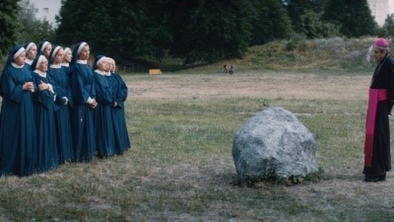 Kadr z filmu Kamień