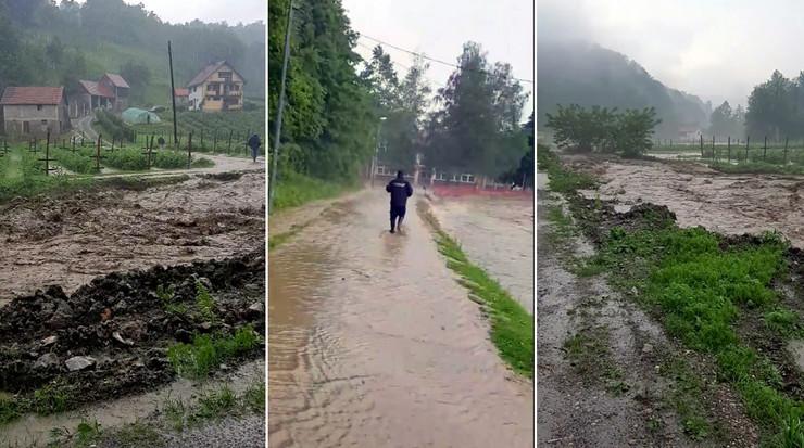 Krupanj poplave foto privatna arhiva