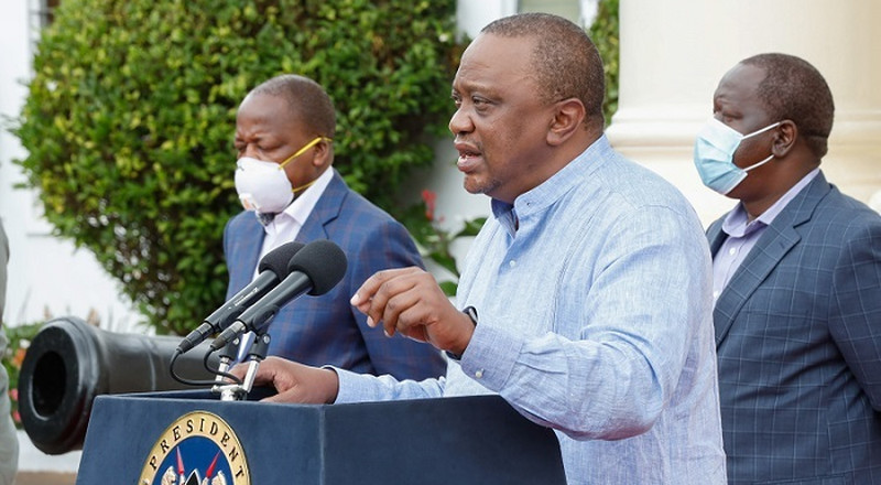 Uhuru's CSs make fun of Ruto's demotion, DP's team responds with worrying insults