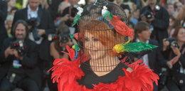 Najdziwniejszy kapelusz festiwalu w Wenecji