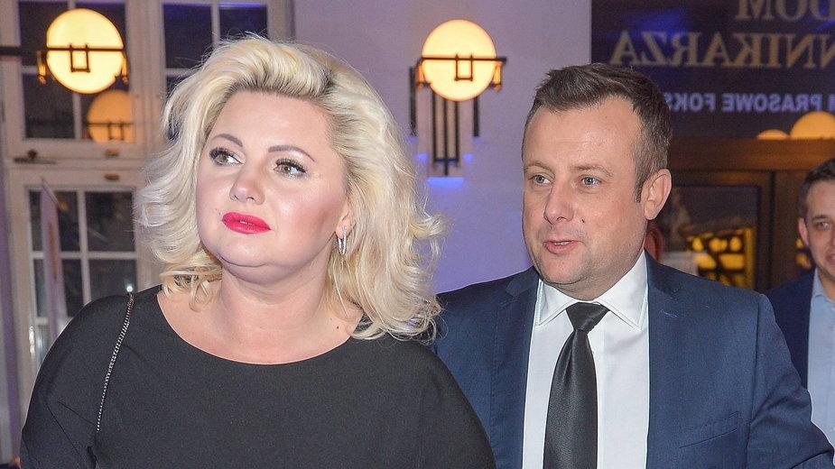 Lucyna Klein-Klarenbach i Adrian Klarenbach