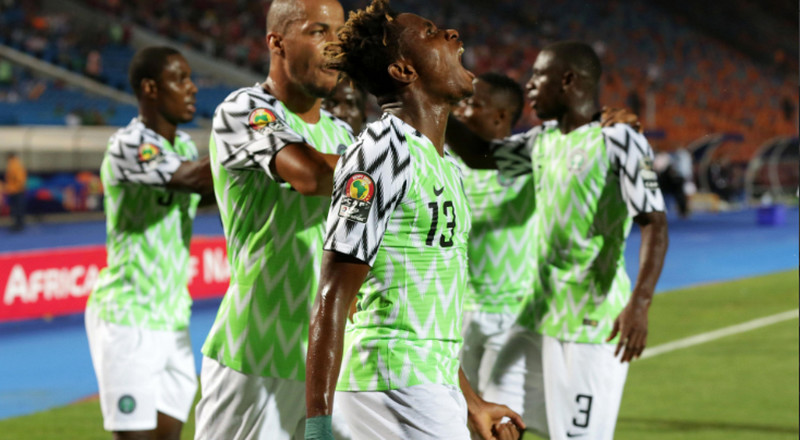 Super Eagles contain rapid Bafana Bafana to reach semi-finals of AFCON 2019