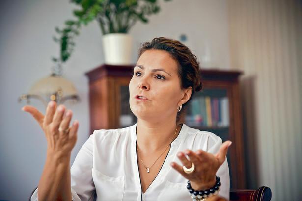 Eliza Wójcik, dyrektor generalny Ministerstwa Sprawiedliwości