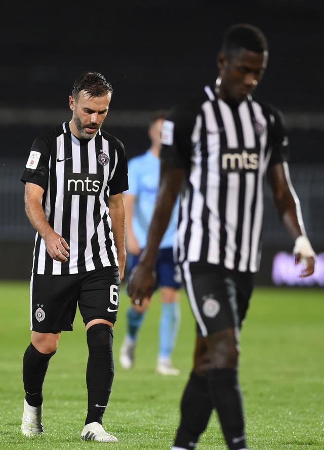 FK Partizan, FK Bačka