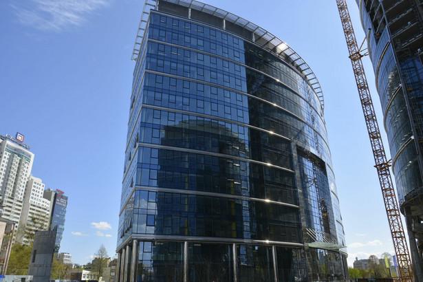 Warsaw Spire - budynek B