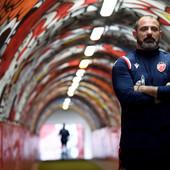 Dejan Stanković poveo 21 igrača na veliki revanš, ZVEZDA STIGLA U MILANO /FOTO/