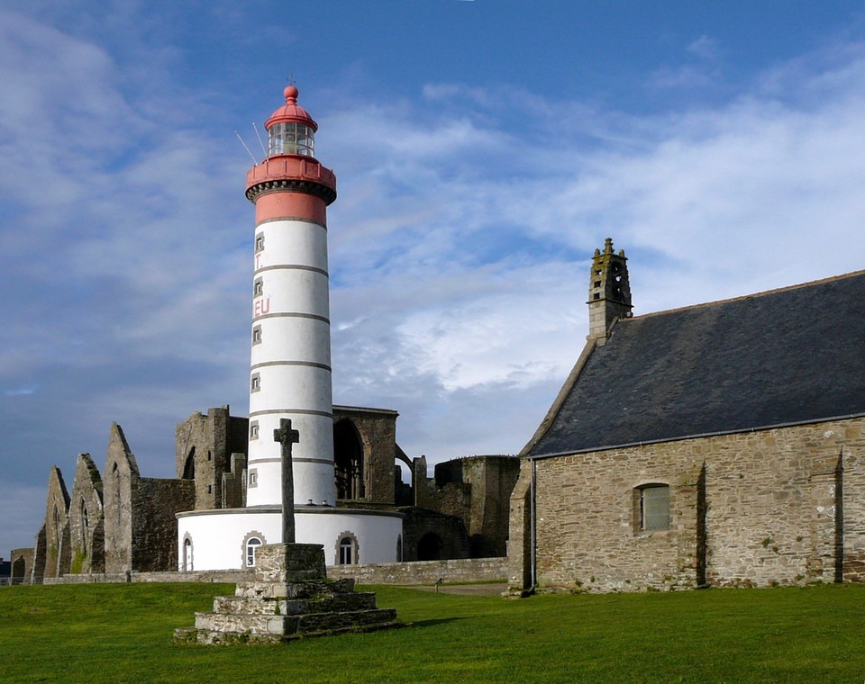 Phare de Saint-Mathieu, Francja