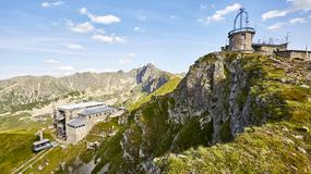 Kasprowy Wierch - zabierz rodzinę koleją na szczyt i pokaż takie widoki!
