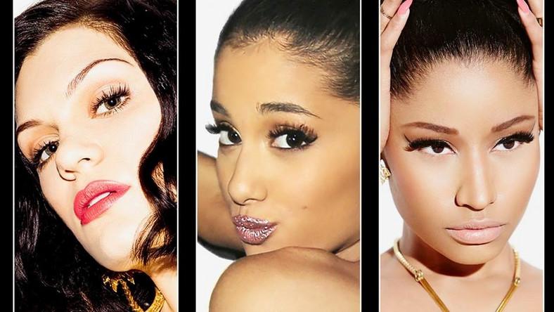 Jedyne takie trio: Jessie J, Nicki Minaj i Ariana Grande