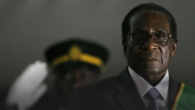 Mugabe was finally ousted in 2017 when his previously loyal military generals turned against him as the country was mired in an economic crisis