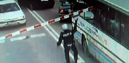 Policjant bohater! Ocalił autobus pełen ludzi!