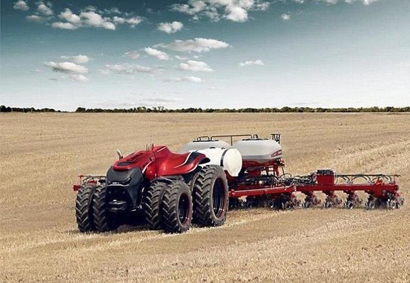 Traktory Autonomiczne