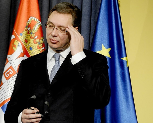 Aleksandar Vučić, mandatar