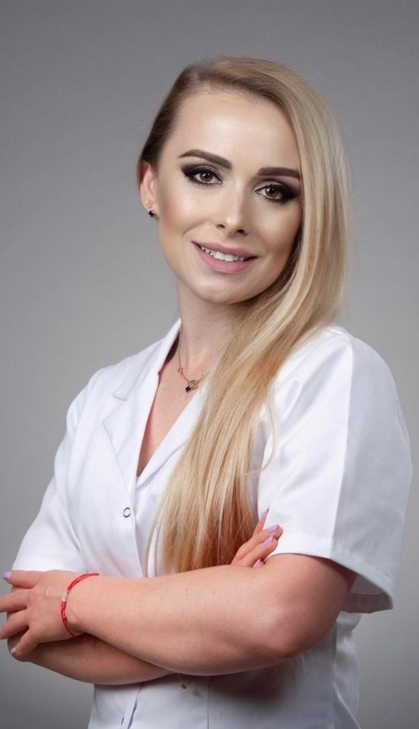 Dr Olga Milczarek, neurolog z SCM clinic