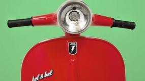 Bel&Bel Zero Scooter, czyli sam przód skutera