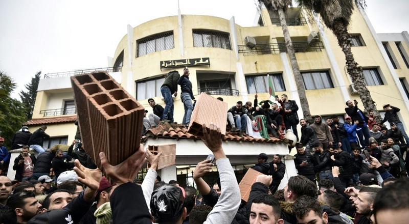 Algeria presidential vote faces brick wall of Berber opposition