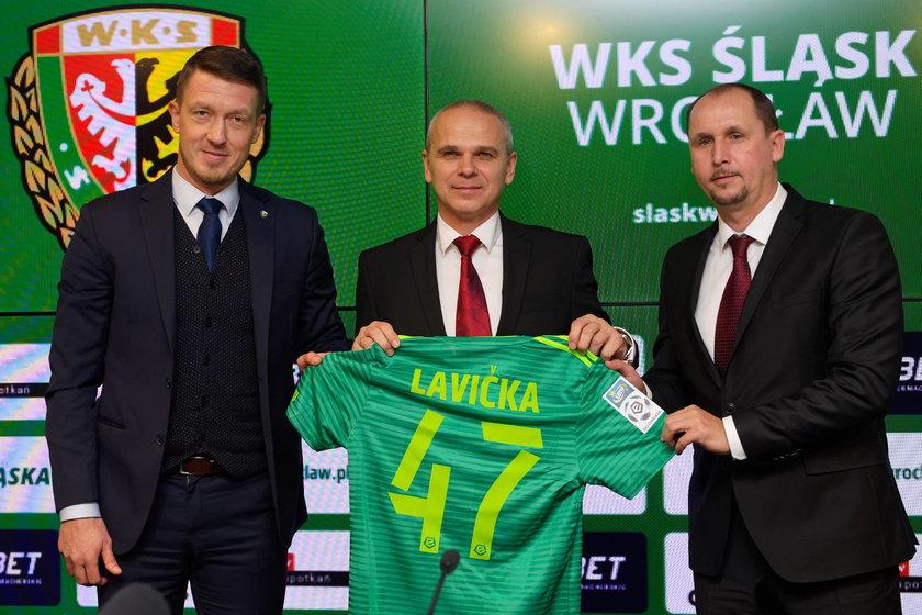 Slask Wroclaw nowy sztab trenerski 04 01 2019