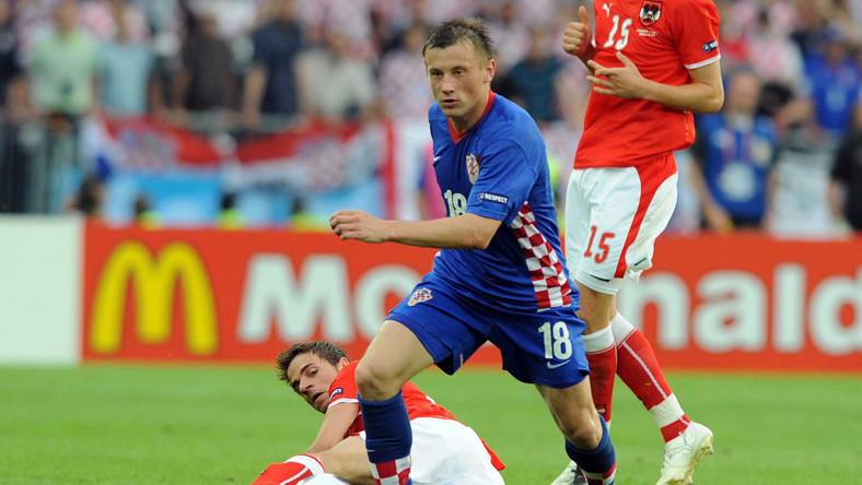 Chorwacja straciła napastnika
