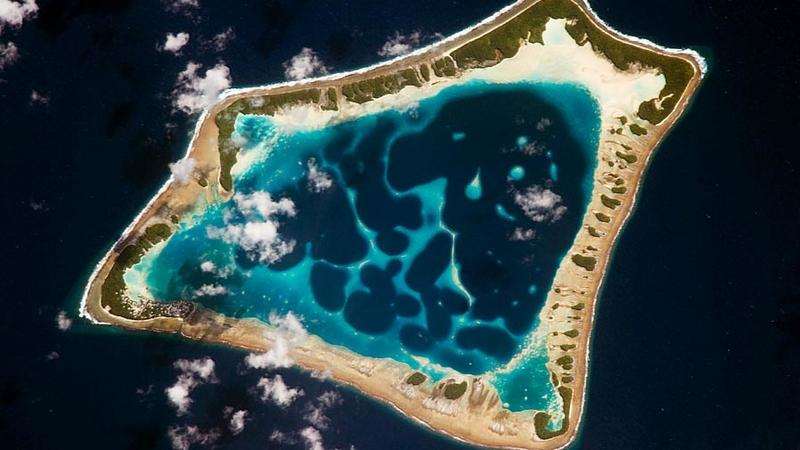 Tokelau, atol