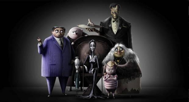 Nova porodica Adams