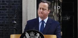 Cameron składa dymisję! Brexit jego porażką