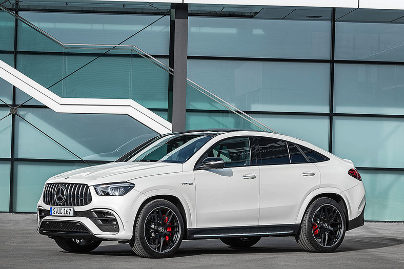 Mecedes-AMG GLE 63 Coupe