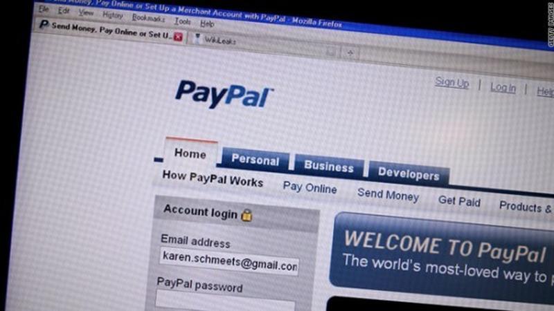 PayPal pozwany w sprawie akcji charytatywnych