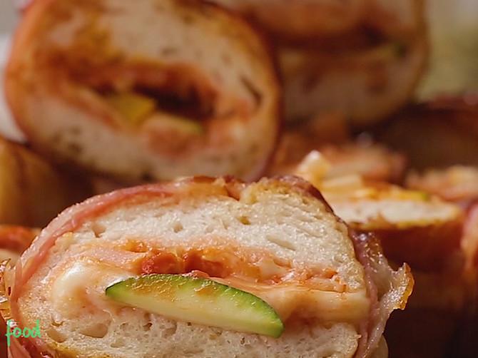 Koktel baget u slanini: Jednostavan obrok koji ćete obožavati! Idealan za iznenadne goste