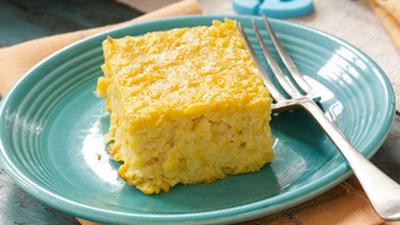 DIY Recipe: How to make Sweet corn cake