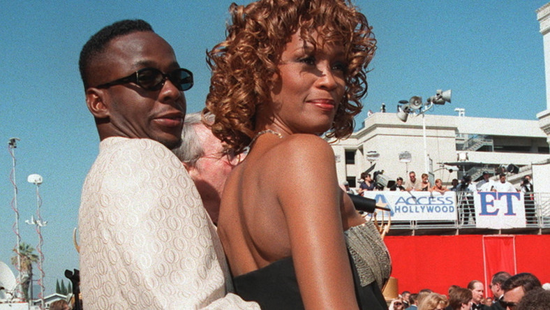 Bobby Brown i Whitney Houston