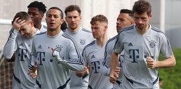 Bójka na treningu Bayernu! Robert Lewandowski w roli rozjemcy