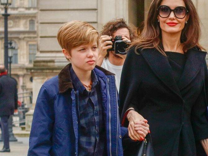 Šajlo je izjavila da želi da bude dečak, a britanski medji je već nazivaju SINOM