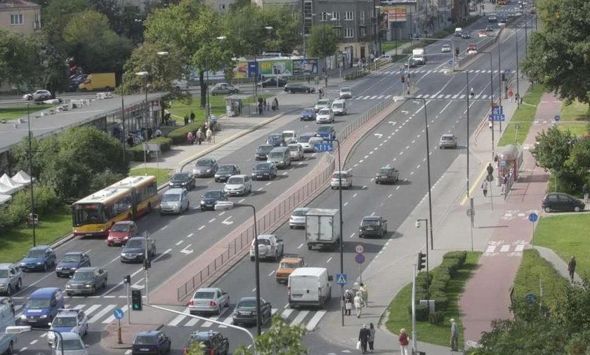 Będzie buspas na Górczewskiej