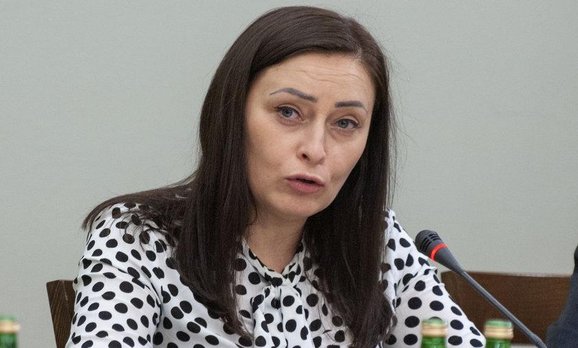 Małgorzata Janowska.