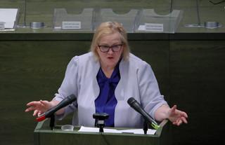 Manowska proponuje gruntowne zmiany w wymiarze sprawiedliwości