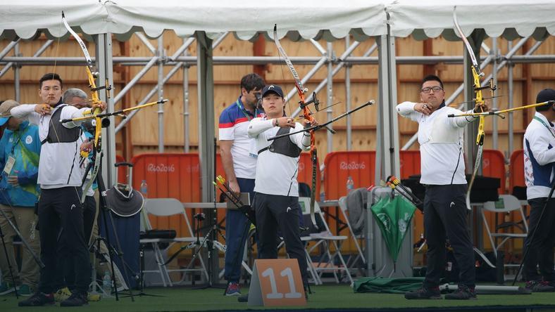 Koreańcy łucznicy