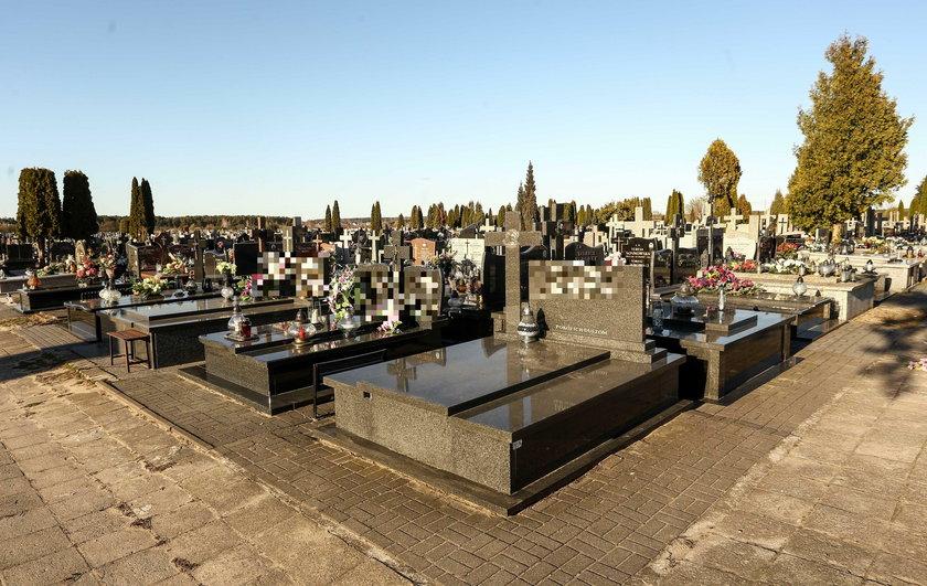Cmentarz w Siedlcach