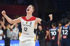 Košarkaška reprezentacija Nemačke, Košarkaška reprezentacija Francuske