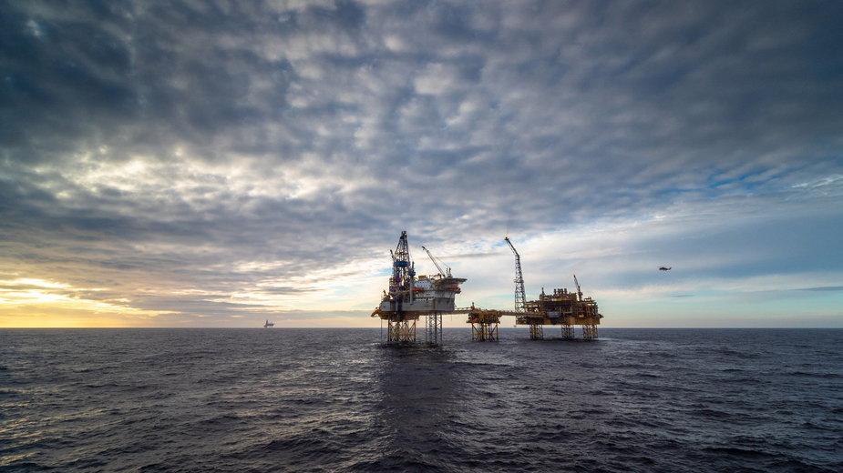 Norwegia zakopie 1,25 mld ton dwutlenku węgla pod dnem Morza Północnego