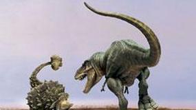 Michael Douglas opowiada o dinozaurach