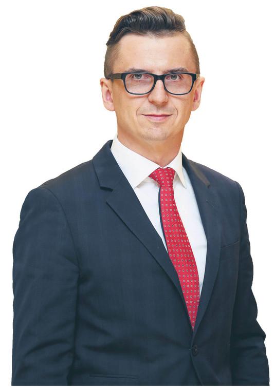 Marcin Czyczerski, prezes zarządu CCC fot. mat. prasowe
