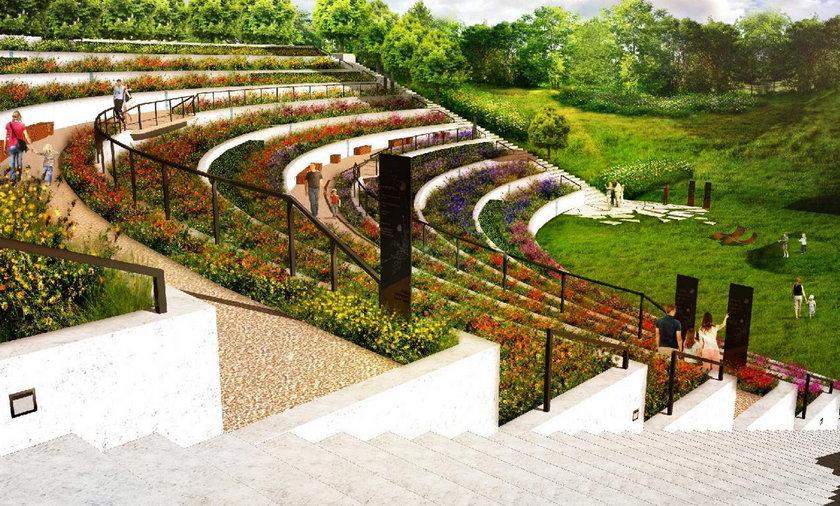Tak będzie wyglądał ogród miododajny