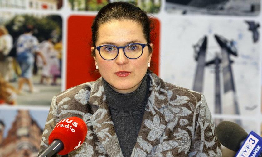 Aleksandra Dulkiewicz ogłosiła decyzję w sprawie swojej kandydatury na prezydenta Gdańska