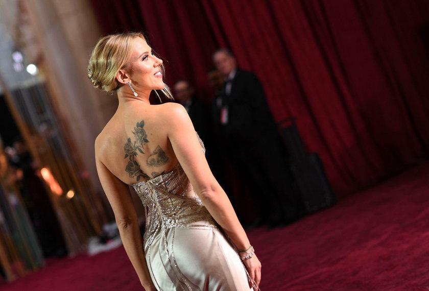 Scarlett Johansson na 92. gali rozdania Oscarów