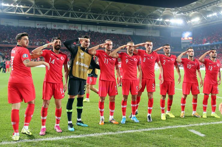 Turski pozdrav