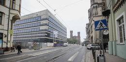 Trzy firmy biją się o ul. Krupniczą