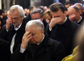 Zakończyły się obchody 7. rocznicy pogrzebu pary prezydenckiej na Wawelu