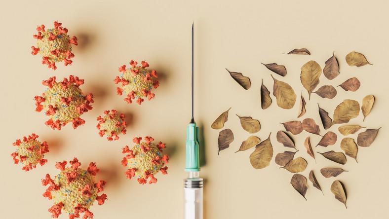 Szczepienie przeciwko COVID-19 jesienią